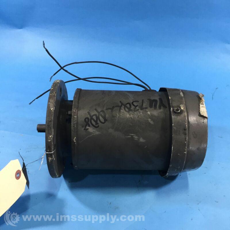 Krauth Electric Company 098365 Electric Gearmotor USIP