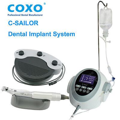 Coxo C-sailor Dental Implant System Surgical Brushless Motor 201 Handpiece