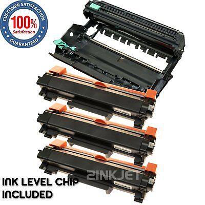DR730 Drum TN760 Toner Cartridge for Brother HL-L2350DW DCPL2550DW MFC-L2710DW Compatible Black Drum Cartridge