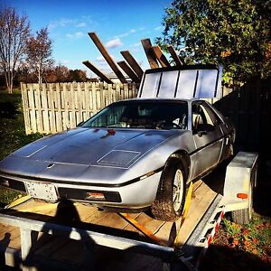 1984 fiero for parts