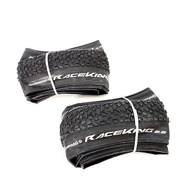 1 or 2 Tire Continental 26x 2.2 Race King All Mountain MTB Bike Tire All Mountain Tire