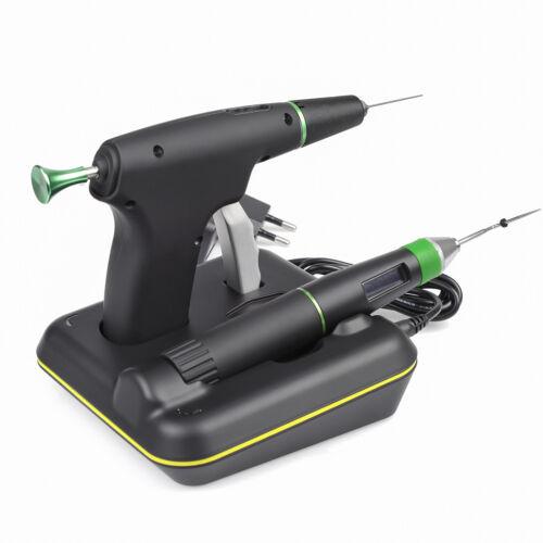Dental Endodontic Endo Obturation System Cordless Gutta Percha Gun Pen Black