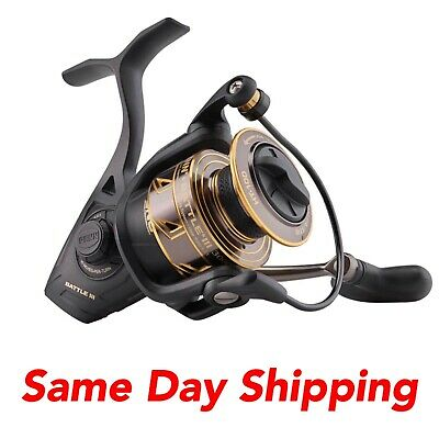 PENN Fishing Battle III 3000 Spinning Reel