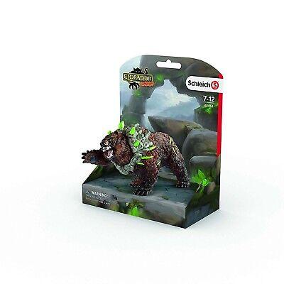 Schleich Eldrador Creatures Cave Bear Figure Set 42454  NEW IN (Schleich Bear)