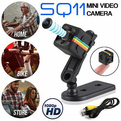SQ11 Mini Spy Hidden DV DVR Camera Full HD 1080P Car Dash Cam IR Night Vision US
