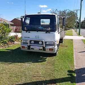 Hino FC flat bed Fortitude Valley Brisbane North East Preview