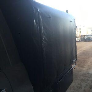 T&l aluminium tray suit cutdown 100 series landcruiser Webberton Geraldton City Preview