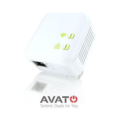 Devolo dLan 500 Mbit Wifi Powerlan / PowerLine WLan Adapter *KNALLERPREIS*