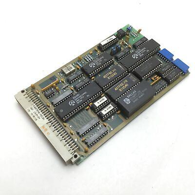 Komax A508c Processor Card For 40t Auto Wire Crimper Stripper Machine