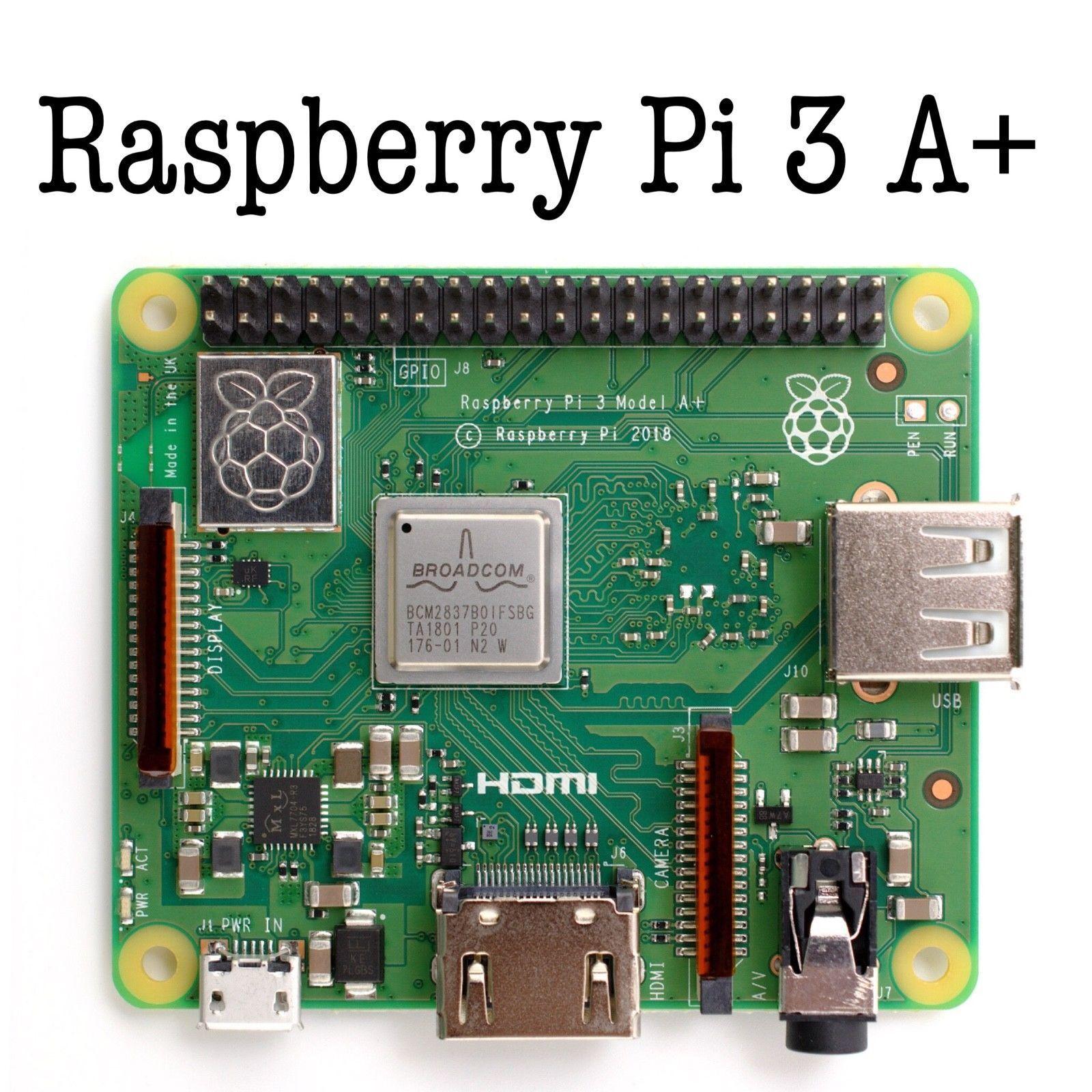 Raspberry Pi 3 Model A+    New Model!! 2018!!  free shipping
