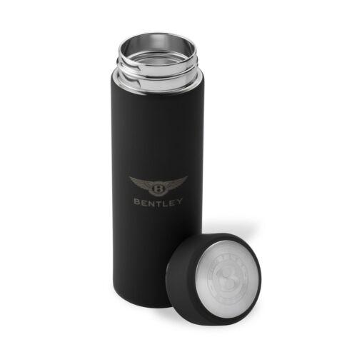 Genuine+Bentley+Travel+Flask+Black+BL+2186