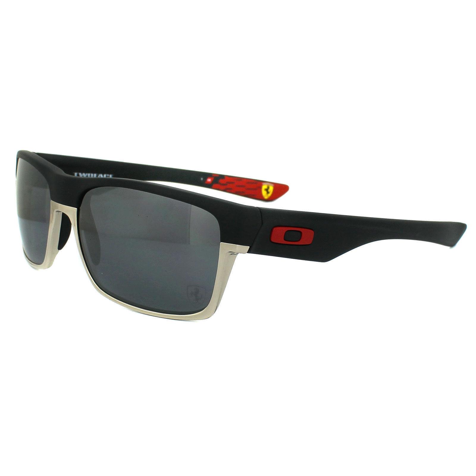Oakley Limited Edition Ferrari Twoface Sunglasses Bb6245