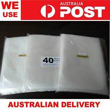40 FUBU CRYOVAC BAGS  FOOD SEALING BAGS FLOURS SPICES COINS MEAT Redcliffe Redcliffe Area Preview