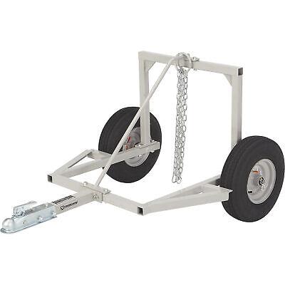 Strongway Atv Log Skidding Arch - 750-lb. Capacity 16in. Dia. Capacity