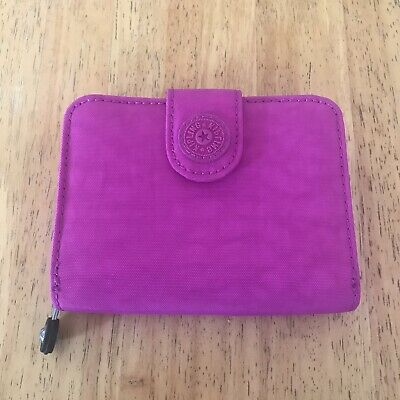 KIPLING NEW MONEY PURSE PINK ORCHID *NEW*