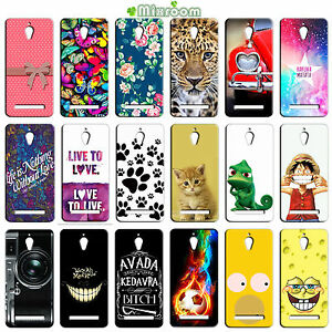 CUSTODIA COVER CASE MORBIDA IN TPU TPU PER ASUS ZENFONE GO