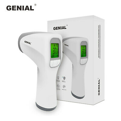Medical Infrared Non-contact Digital Forehead Body Ir Thermometer Baby Adult Kid
