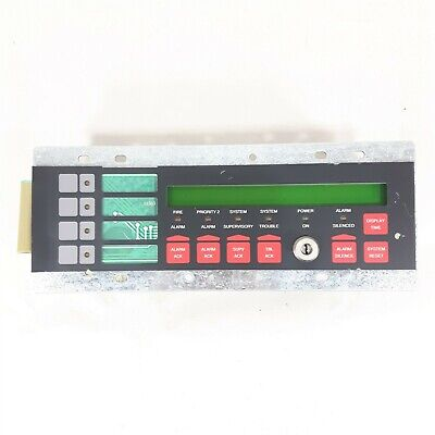 Simplex 4603-9101 Fire Alarm Control Panel Annunciator 565-078 Memory Board
