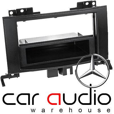 Mercedes Benz Sprinter 2006 On Van Stereo Single Din Fascia Panel Kit CT24MB06