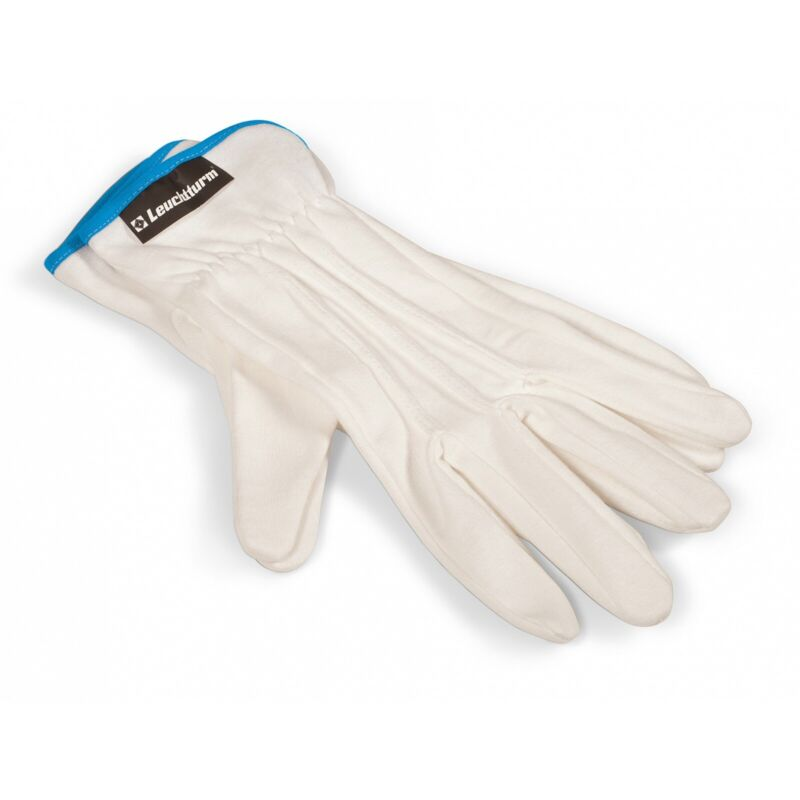 High Quality Coin Cotton Gloves Proof Jewelry Handling Tool 1 Size Lighthouse