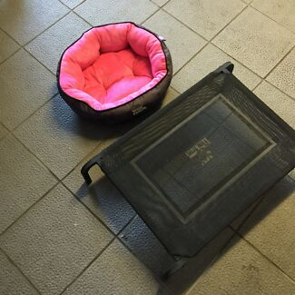 Small dog beds internal and external Hawthorne Brisbane South East Preview