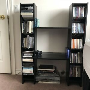 CD DVD media stand rack only