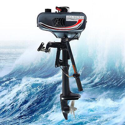 3.5CV 2Tiempos fueraborda Motor barco de Water Cooling+CDI System 2.5KW HANGKAI