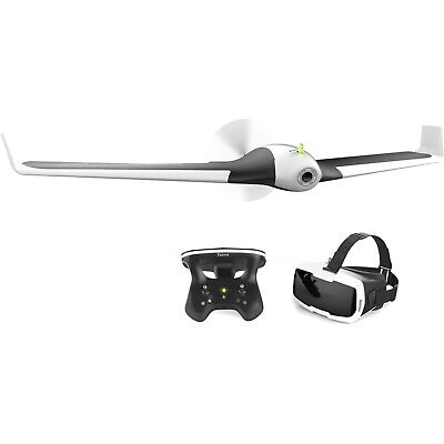 Parrot Disco with FPV Cockpitglasses and Skycontroller 2 PF750001 100% Authentic