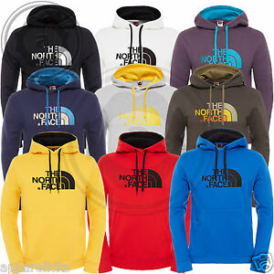 the north face mens peak fleece lined hooded overhead pullover jumper top hoodie ebay. Black Bedroom Furniture Sets. Home Design Ideas