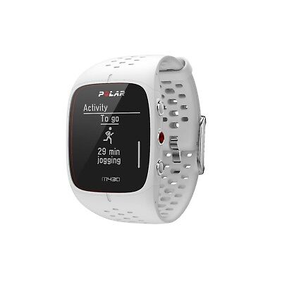93d0c9e84216e8 Polar M430 GPS running watch with wrist-based heart rate White Small