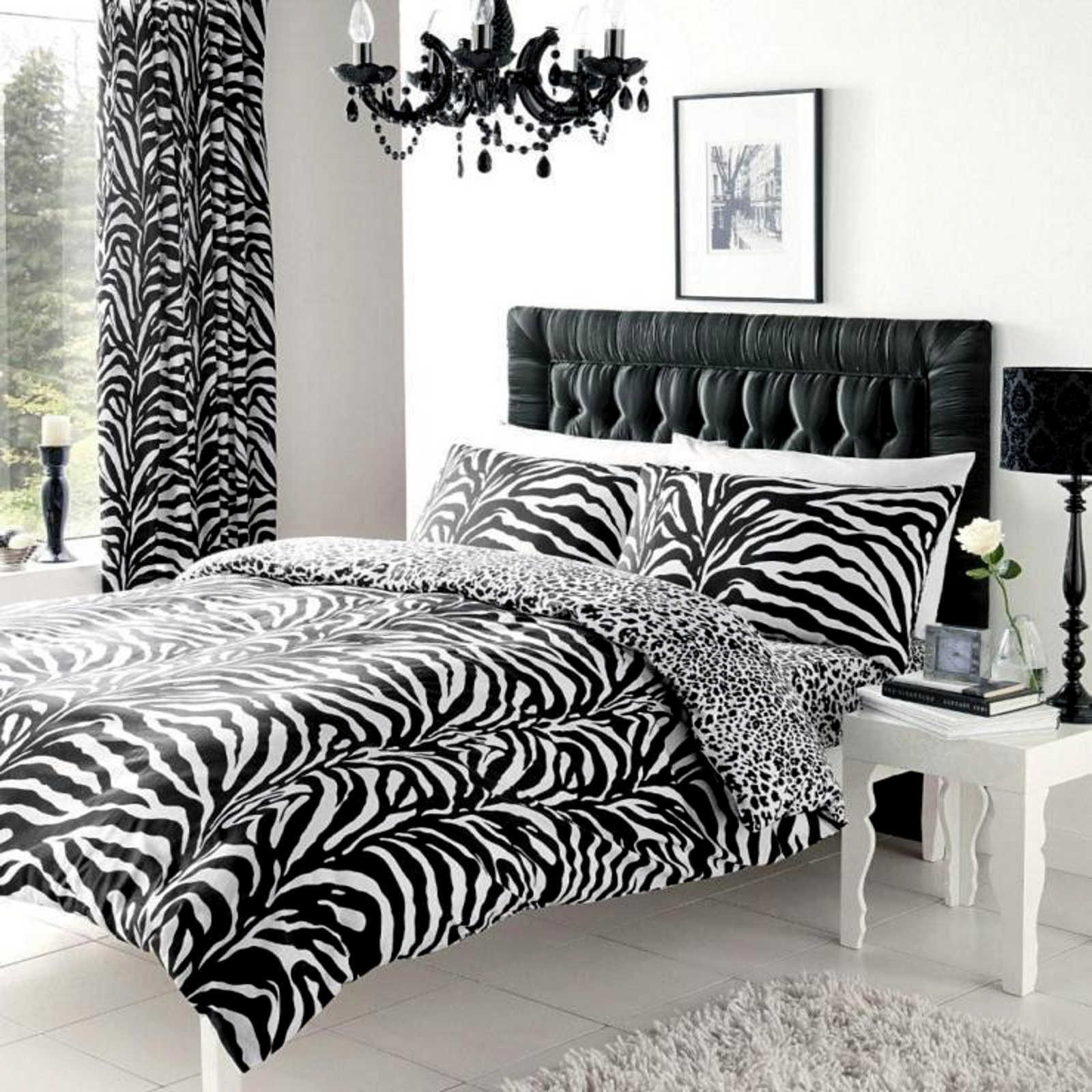Duvet Set With Pillowcase Quilt Cover /& Complete Set In Single Double King S.Kin