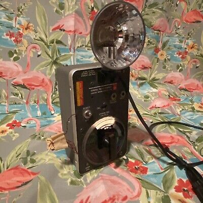 General Radio Genrad Strobotac 1531-a Lights Up No Front Cover Used At Isu