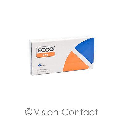 Ecco Easy T / Toric 1 x 6 torische Kontaktlinsen Monatslinsen von MPG&E