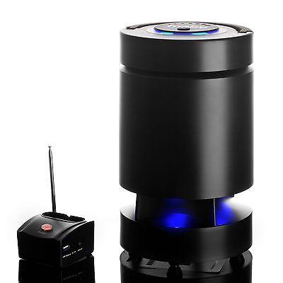 Outdoor/Indoor Wireless Water Resistant Audio TV MP3 PC Computer Speakers - New
