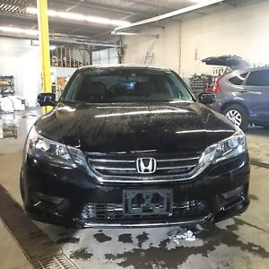 2015 Honda Accord exl fully loaded Leather