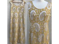 Shiny Dress Strappy Sparkling GOLD SILVER Mermaid Scales Mini Clubwear Lame