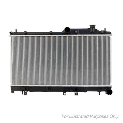 Genuine Nissens Engine Cooling Radiator - 646946