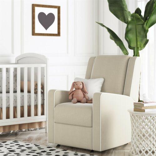 New Baby Relax Robyn Rocking Recliner Nursing Nursery Arm Chair Beige