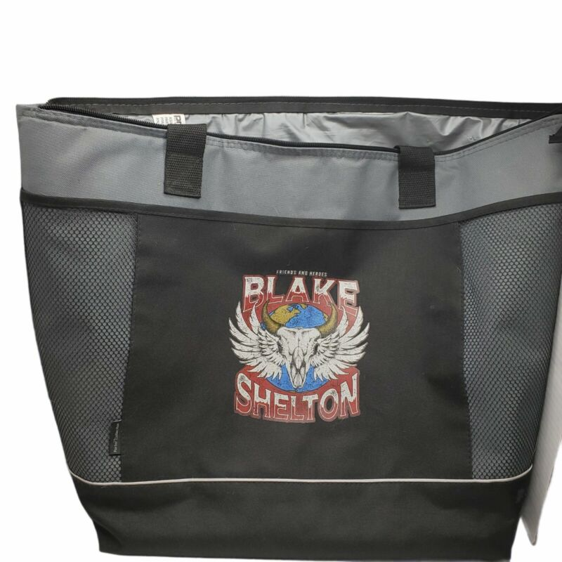 Porter Collection Blake Shelton Friends and Heroes VIP Large Insulated Bag