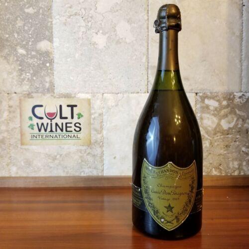 RP 99 pts! 1969 Dom Perignon Brut Champagne, France