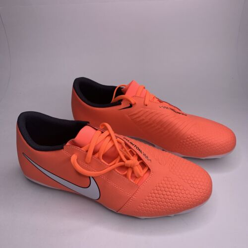 Nike Phantom Venom Club Fog M AO0577-810 Soccer Shoes Orange