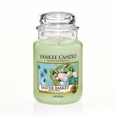 Yankee Candle candela profumata in giara grande, Cestino di uova