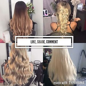 HAIR EXTENSION COMPETITION Coolum Beach Noosa Area Preview