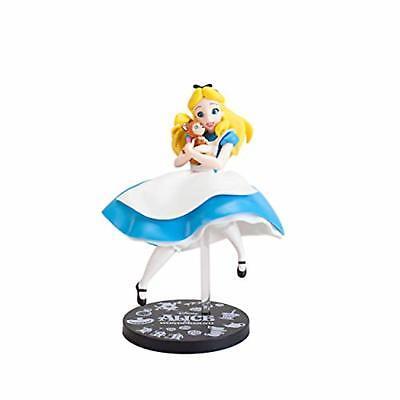 CUICUI Disney Characters Premium Doll Alice Figure Sega Prize from Japan