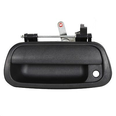 For 2000 06 Toyota Tundra Tail Gate Tailgate Handle Black Textured Pickup Truck