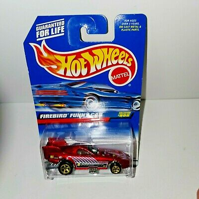 Hot Wheels Pontiac Firebird Funny Car Collector #998 Martin Racing - Brand New