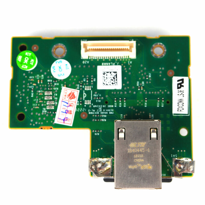For Dell K869T/J675T Remote Access Card iDRAC6 Enterprise R410 R510 R610 R710