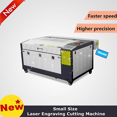 New Laserdraw 50w Laser Engravingcutting Machine With Motorized Table 16x24