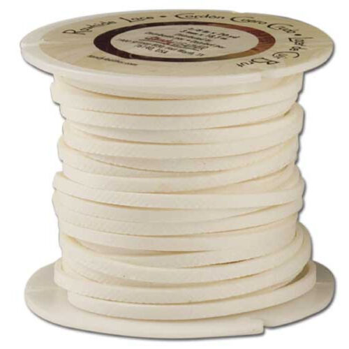 "Rawhide Lace Spool 5003-02 20 Yard x 1/8"" by Tandy Leather"