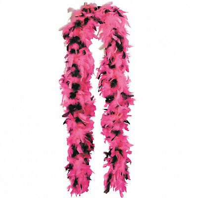 Sweet 16 16th Birthday Sparkle Party Fancy Dress Pink Black Feather -